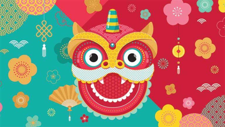 Children Celebrate Chinese New Year