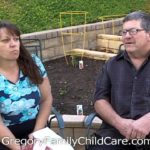 New Gregory Family Child Care Garden Complete | Mary's School House