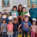 Masterchef Junior Jimmy Visits Gregory Family Child Care