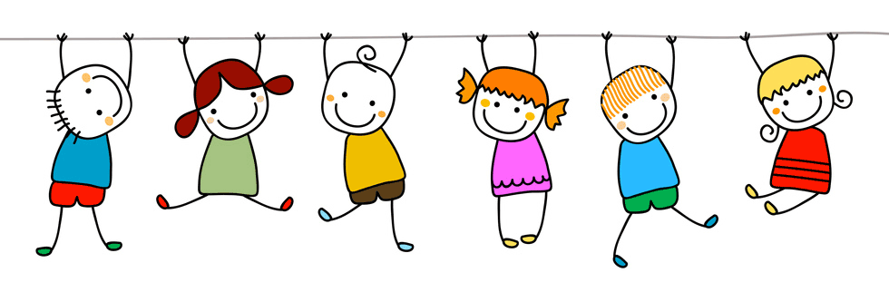 cartoon-kids-hanging-from-rope