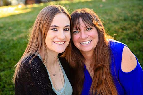 Teachers Delany and Mary