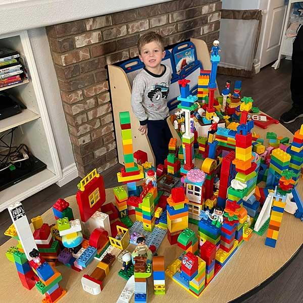 Blake Legos