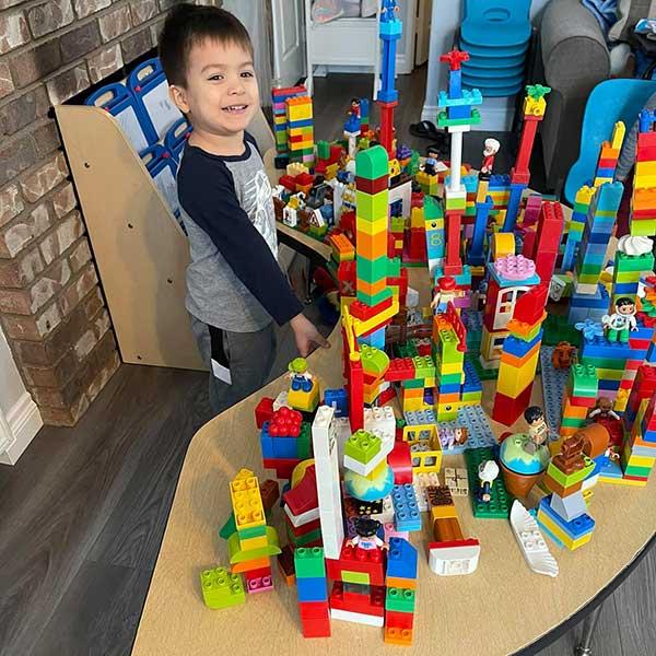 Jacob the Legos Kid