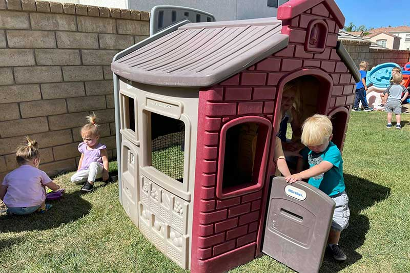 Play House Outdoors
