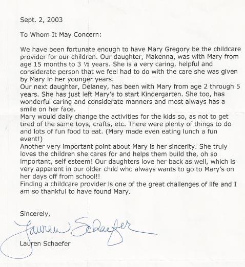 Testimonial from Lauren S