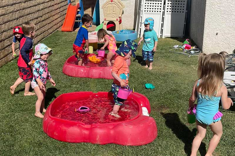 Water Play Day